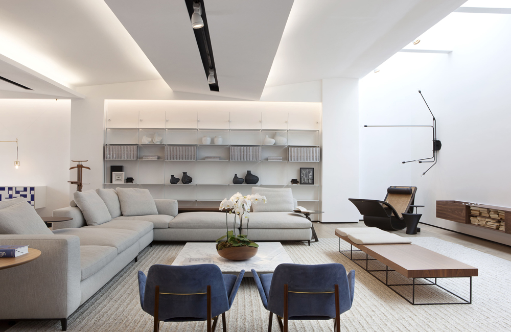 620平米家居展厅设计效果图